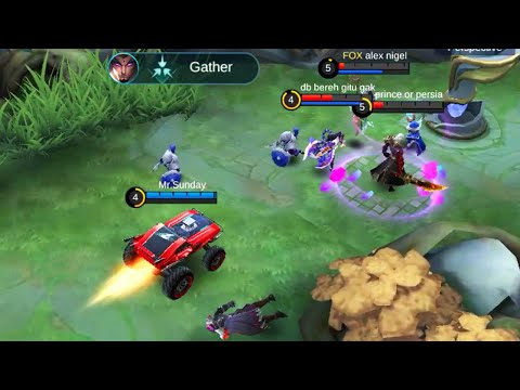 Mobile Legends WTF | Funny Moments 151