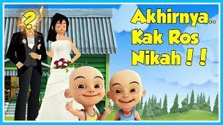 Finally Kak Ros MARRY!! His children's pantes horror wkwkw..!! The most...