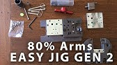Polymer80 G150 AR15 Lower Experiences and Review - YouTube