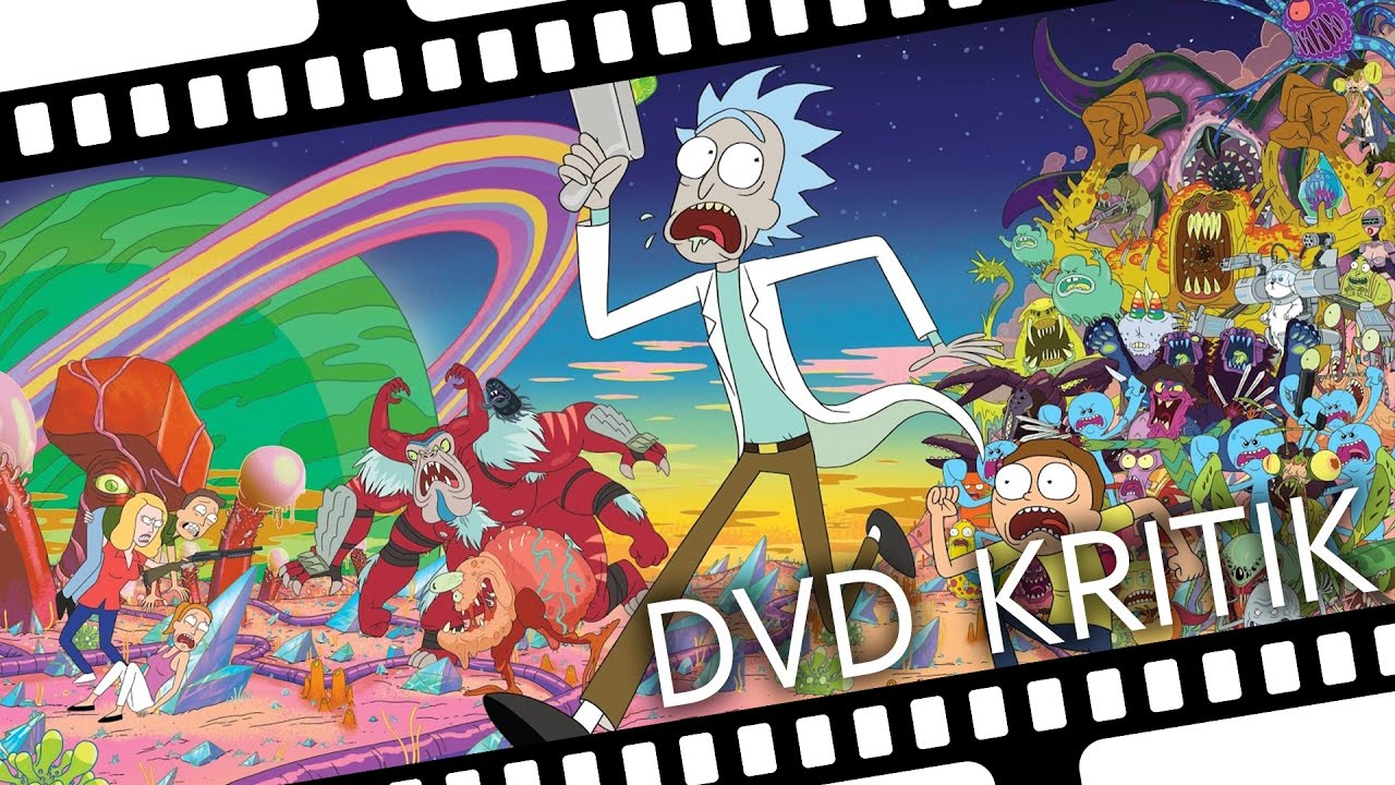 Rick And Morty Kritik