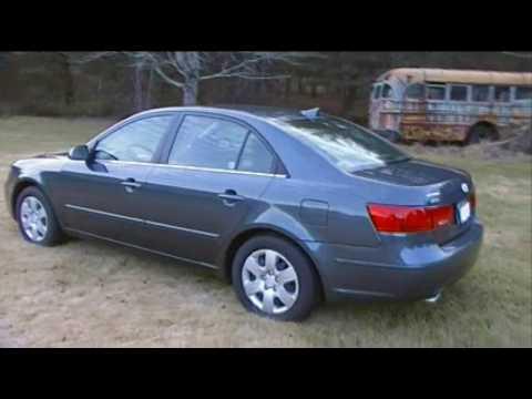 2009 Hyundai Sonata Gls V6 Mega Walkaround Pt 1 Youtube