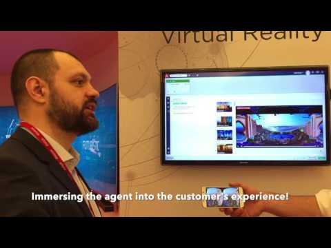 Avaya Engage 2016 in Dubai: Oceana and EXP360 - Immersive Customer Experience