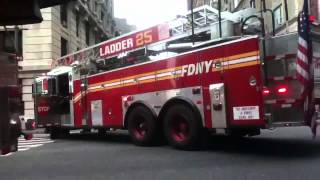 INCENDIO CONTROLADO CENTRAL PARK WEST