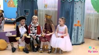 """Весенний Мюзикл """"Кот в Сапогах"""" Детский Центр """"Крошка"""" г.Тюмень"""