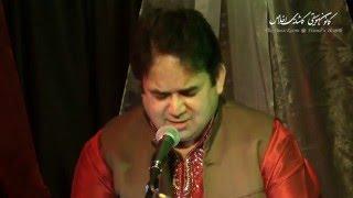 Dr. Vijay Rajput - Raag Yaman (Part 1) at The Music Room London