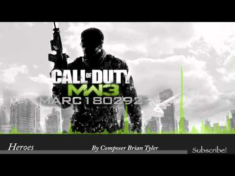 MW3 Soundtrack: Heroes