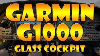 X-Plane 11 - Garmine G1000 Glass Cockpit Tutorial