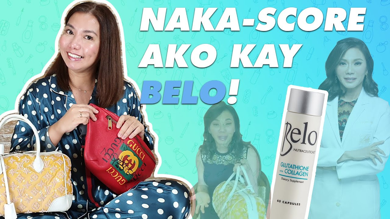 My BELO Experience ( HOW TO LOOK YOUNGER THAN YOUR AGE )
