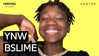 """YNW BSlime """"Freestyle LOL"""" Official Lyrics & Meaning 