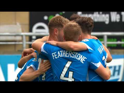 Highlights: Leyton Orient 1 Hartlepool United 2