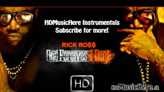 Rick Ross Ft. Wale & Drake - Diced Pineapples (Instrumental With Hook) ( W Download Link)