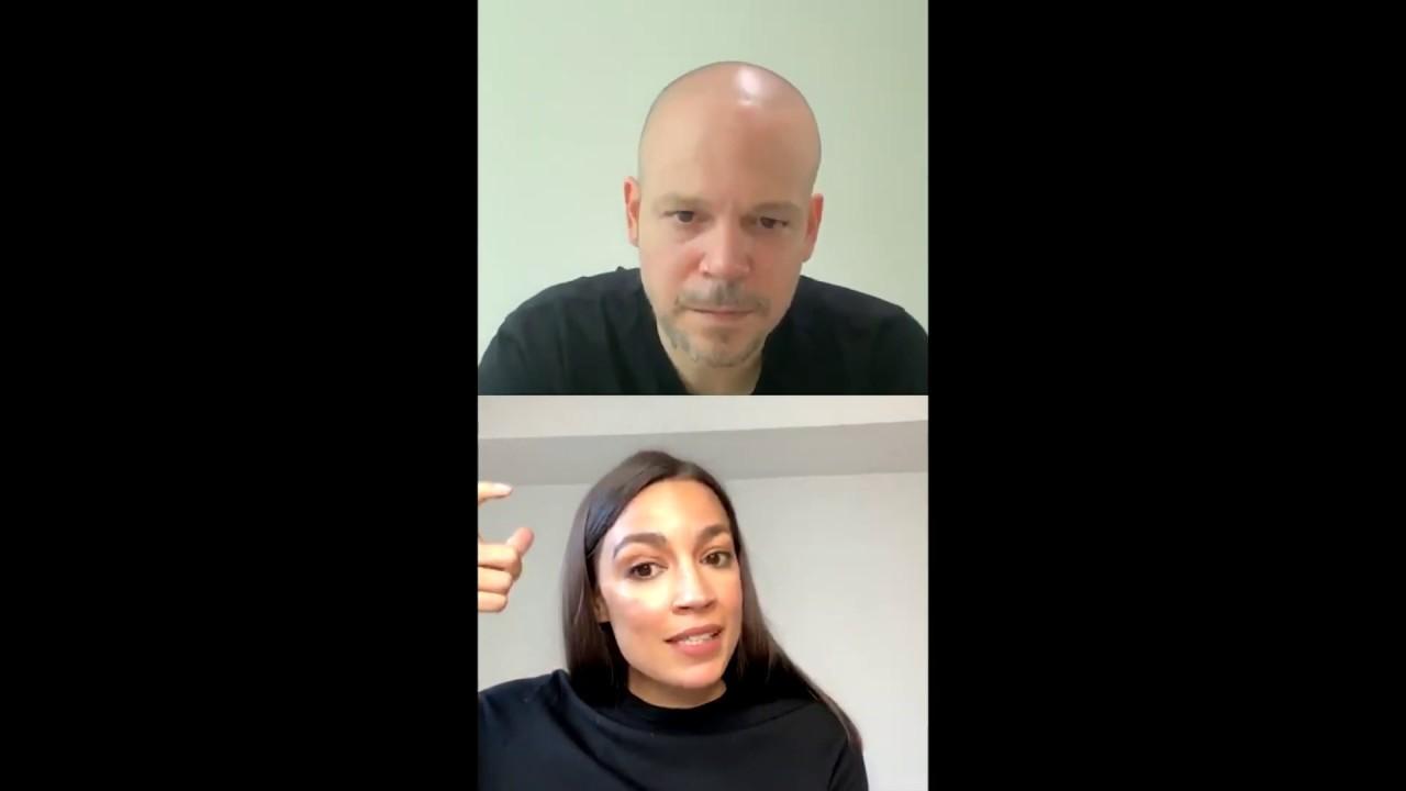 Residente - A conversation with Alexandria Ocasio-Cortez