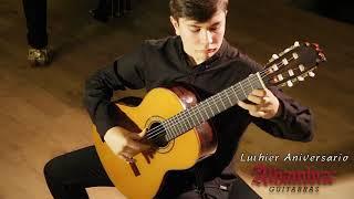 Antonio Niño, Tango en Skai R. Dyens - Luthier Aniversario