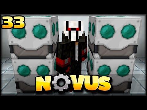 fast UNENDLICH Speicher   Minecraft NOVUS #33