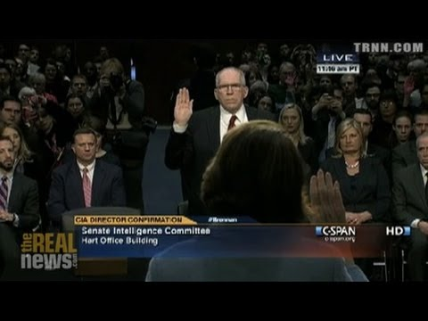 Pt.2 Brennan Hearings: What is the Legal Basis for Drone Targeted Killings?