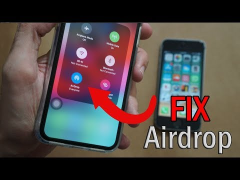 How to Fix Airdrop Not Showing/Working on iPhone [SOLVED]