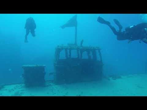 USS Spiegel Grove Wreck Dive - Full Video