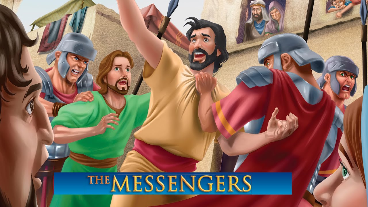 Download The Messengers | Full Movie | Scott West | Jeff Kribs | Merk Harbour | Richard Stevens