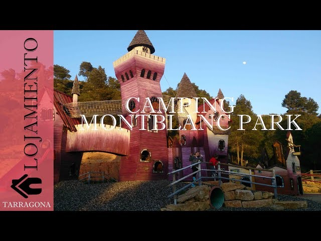 Camping Montblanc Park Tarragona Travel