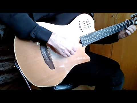 Танец на барабане_guitar Cover