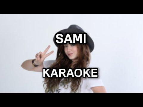 Zuzia Jabłońska - Sami [karaoke/instrumental] - Polinstrumentalista