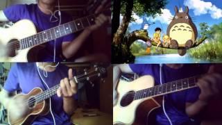 Kaze ni Naru - Ayano Tsuji - Guitar - Huynhat