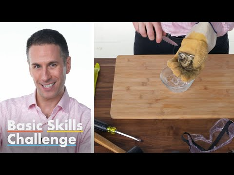 50 People Try to Shuck an Oyster | Epicurious