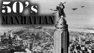 50's Manhattan - 90's Jazz Type Oldschool Boom Bap Hip Hop Rap Instrumental Beat