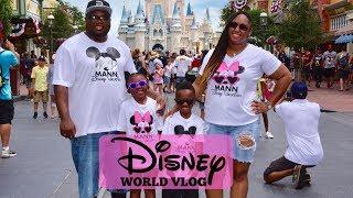 Our Family Disney Vlog   David and Chantal