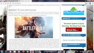Battlefield 1 CPY Crack + Full Game Free Download Torrent