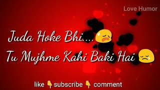 Sad whatsapp status video 2018 whattsapp new subscribe channelno copyrightht infringement intended for music video. all ri...