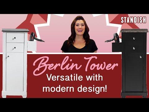 Berlin Salon Tower | Standish Salon Goods