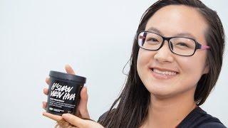 Lush Hair Treatment: H'suan Wen Hua