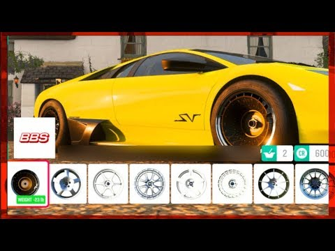 Forza Horizon 4 Wheel/Paint UPDATE OUT! - ANYTHING Actually NEW??  | SLAPTrain thumbnail