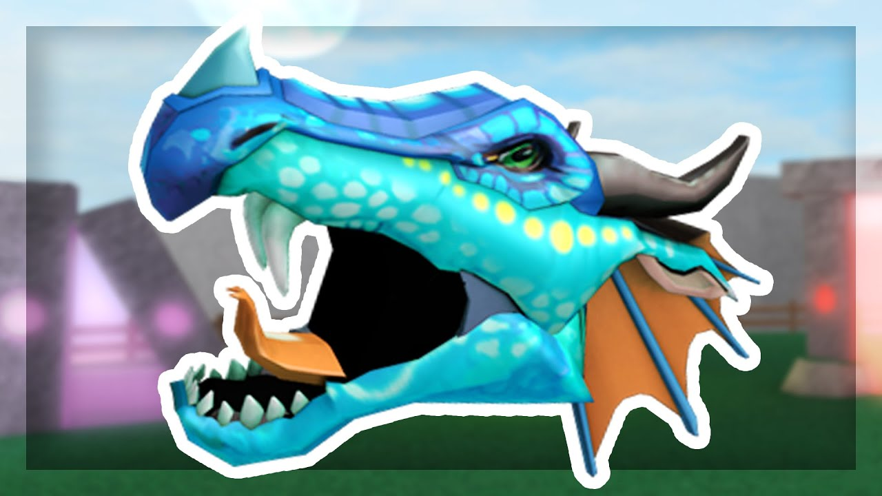 How To Get The Wings Of Fire Virtual Dragon Mask Roblox