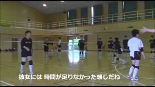 スコーピオン〟は、グラチャン2013で全日本女子が披露するよりもはるか...