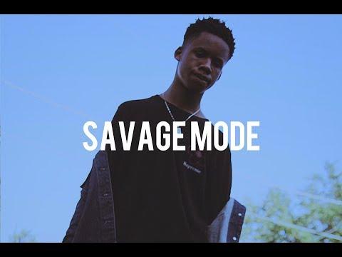 [FREE] TAY-K  x 21 Savage Type Beat 2017 - Savage Mode