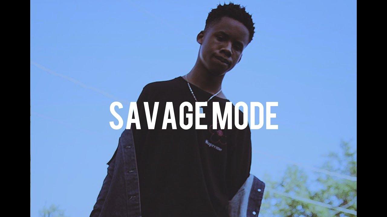 [FREE] TAY-K x 21 Savage Type Beat 2017 - Savage Mode ...