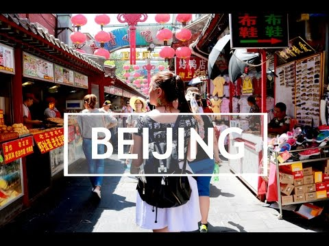 Jennifer's Travel Diary | Beijing Vlog