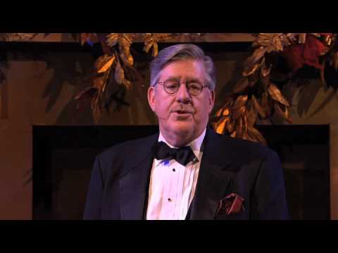Ed Herrman with the Mormon Tabernacle Choir Longfellow's Christmas