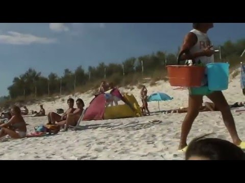 spiagge bianche estate 2008 Travel Video