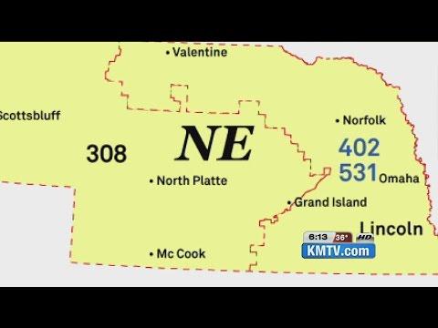 New 513 area code being assigned in Nebraska