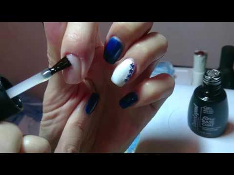 Покрытие ногтей гель лаком в домашних условиях пошаговая инструкция
