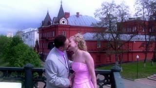 Свадьба в Орле -  прогулка Валентина и Ксении