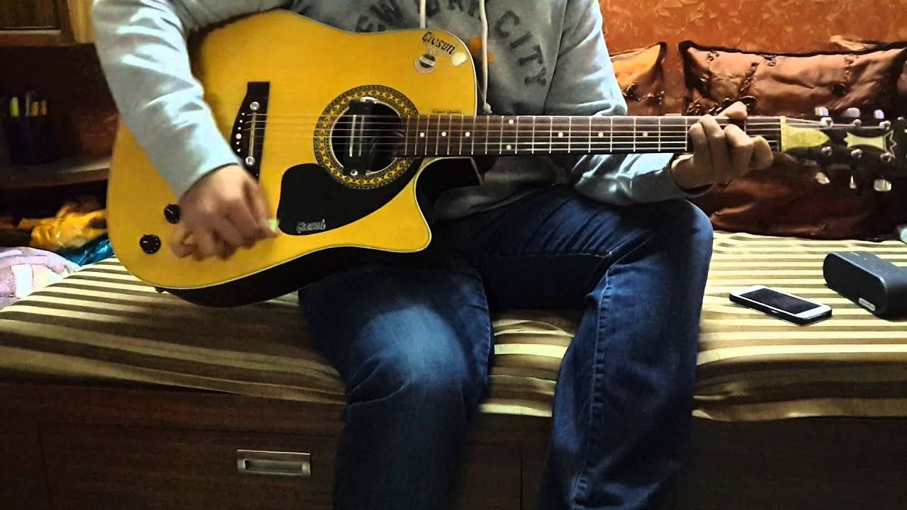 Jeena jeena - badlapur easy on guitar... - YouTube