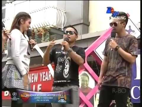 Aurel Rassya Dansa Romantis - InboxSCTV 09/12/14