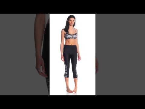 Speedo Women's Mesh Bikini Top with Rings   SwimOutlet.com