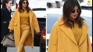 Priyanka Chopra Jonas  Looks HOT Flaunting Her Mangalsutra in London