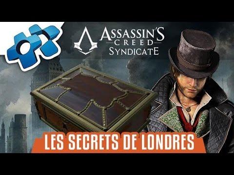 Assassin's Creed Syndicate : Les Secrets de Londres