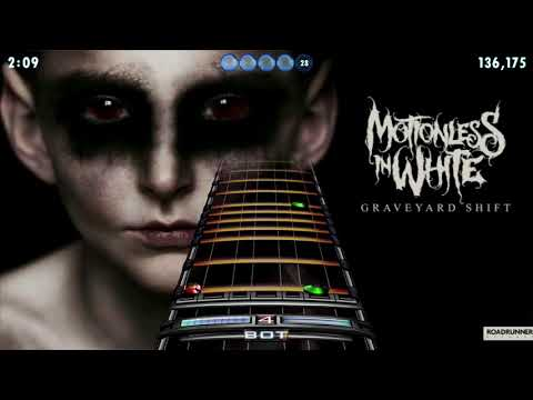 Motionless In White -  The Ladder (Drum Chart)